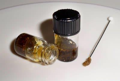 olio di cannabis
